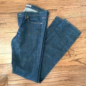 J Brand Jeans Cigarette Leg 914 Miner Dark…